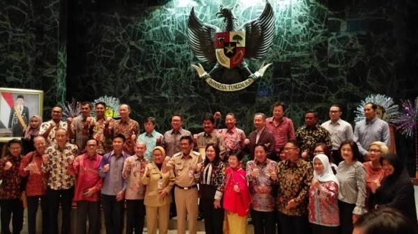 Pemprov DKI Sampaikan Terima Kasih Kepada Agung Podomoro Atas Pembangunan RPTRA