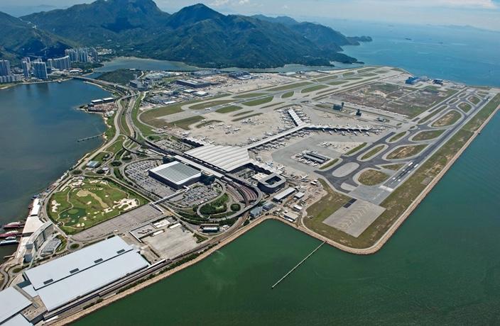3 Bandara Internasional Dibangun di Atas Tanah Reklamasi