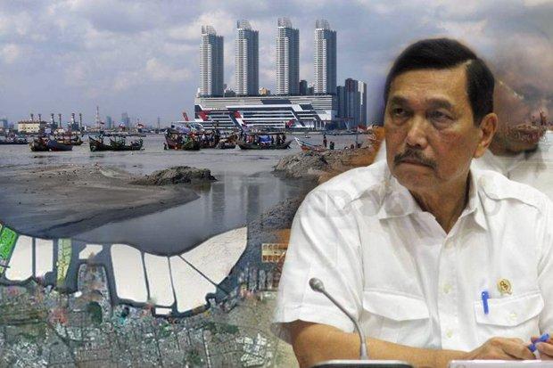 Hari Ini, Menko Luhut Siap Teken SK Pencabutan Moratorium Pulau G