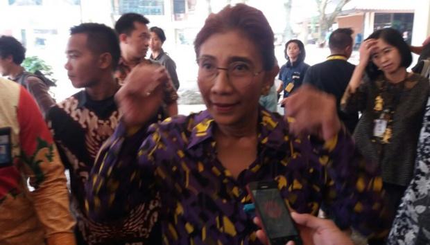 Menteri Susi Tegaskan Zonasi Reklamasi Harus untuk Ruang Publik