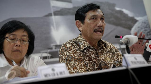 Hari Ini, Menteri LHK Panggil Pengembang Pulau G