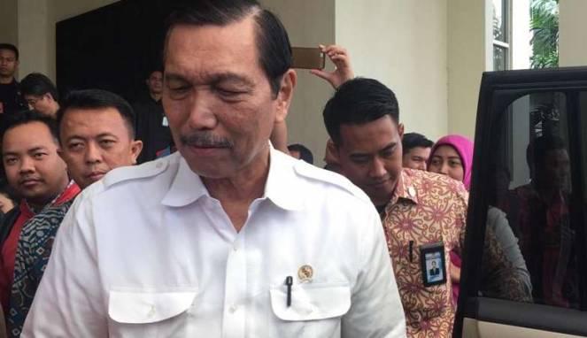 Alasan Menko Maritim Cabut Moratorium Reklamasi Teluk Jakarta
