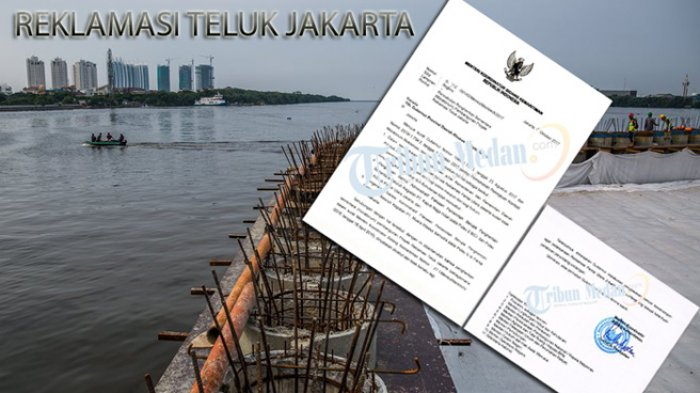 Pemprov DKI Terbitkan Pergub Rancang Kota Pulau G