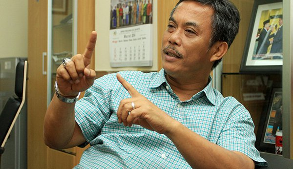 Ketua DPRD Yakin Gubernur Anies Setujui Proyek Reklamasi Dilanjutkan