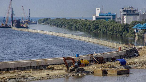 Giant Sea Wall, Solusi Banjir untuk Jakarta