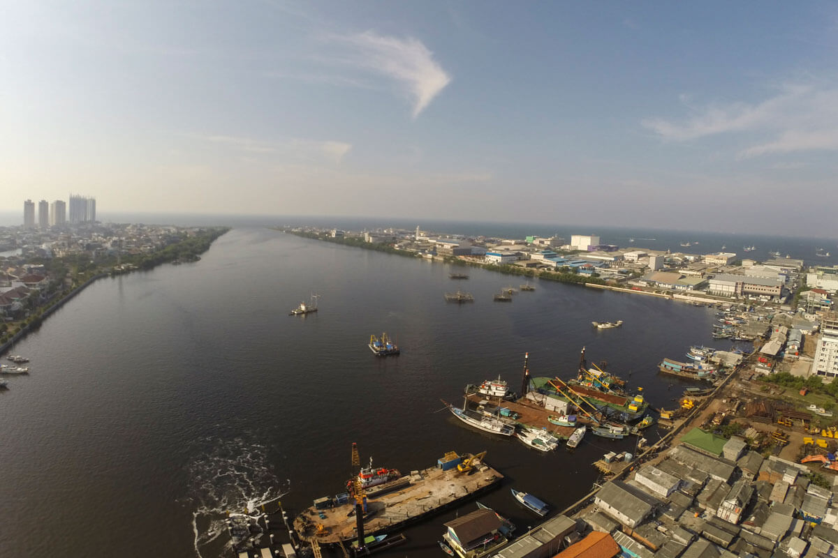 Inilah Penyebab Penurunan Muka Tanah di Jakarta