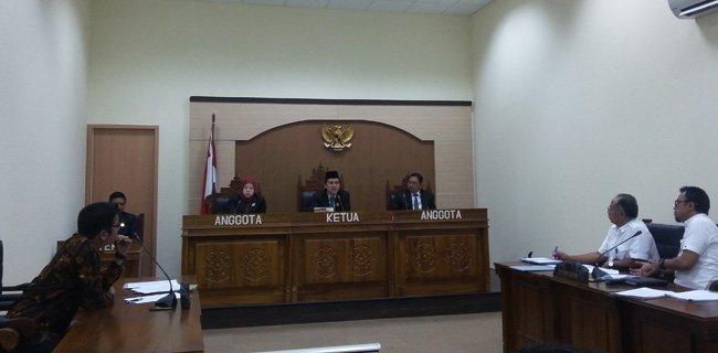 Komisi Informasi Publik Gelar Sidang Mediasi Sengketa Reklamasi