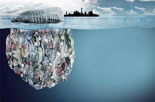 Indonesia Siapkan Dana Rp13,4 Triliun untuk Bersihkan Sampah Plastik di Laut