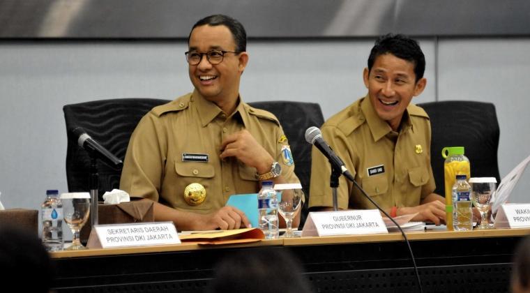 Pemprov DKI Komitmen Benahi Teluk Jakarta