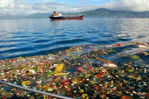 Wisatawan Kepulauan Seribu Penyumbang Sampah Terbesar di Teluk Jakarta