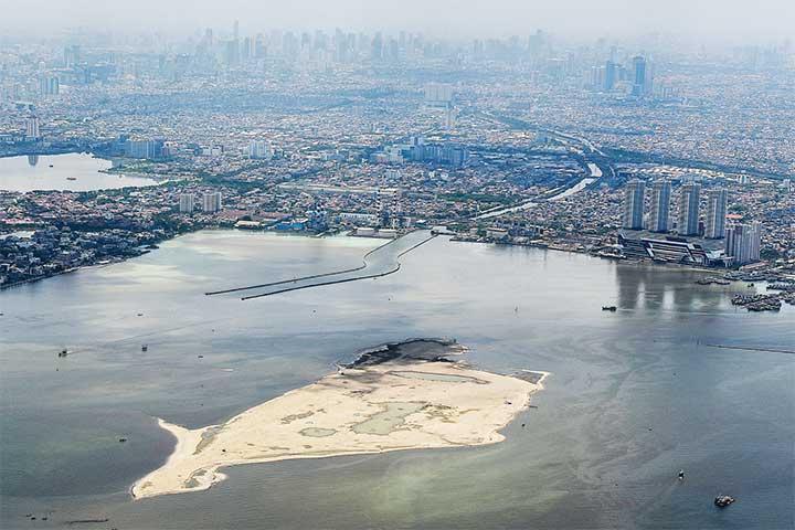 Pencemaran Teluk Jakarta Bukan Karena Reklamasi