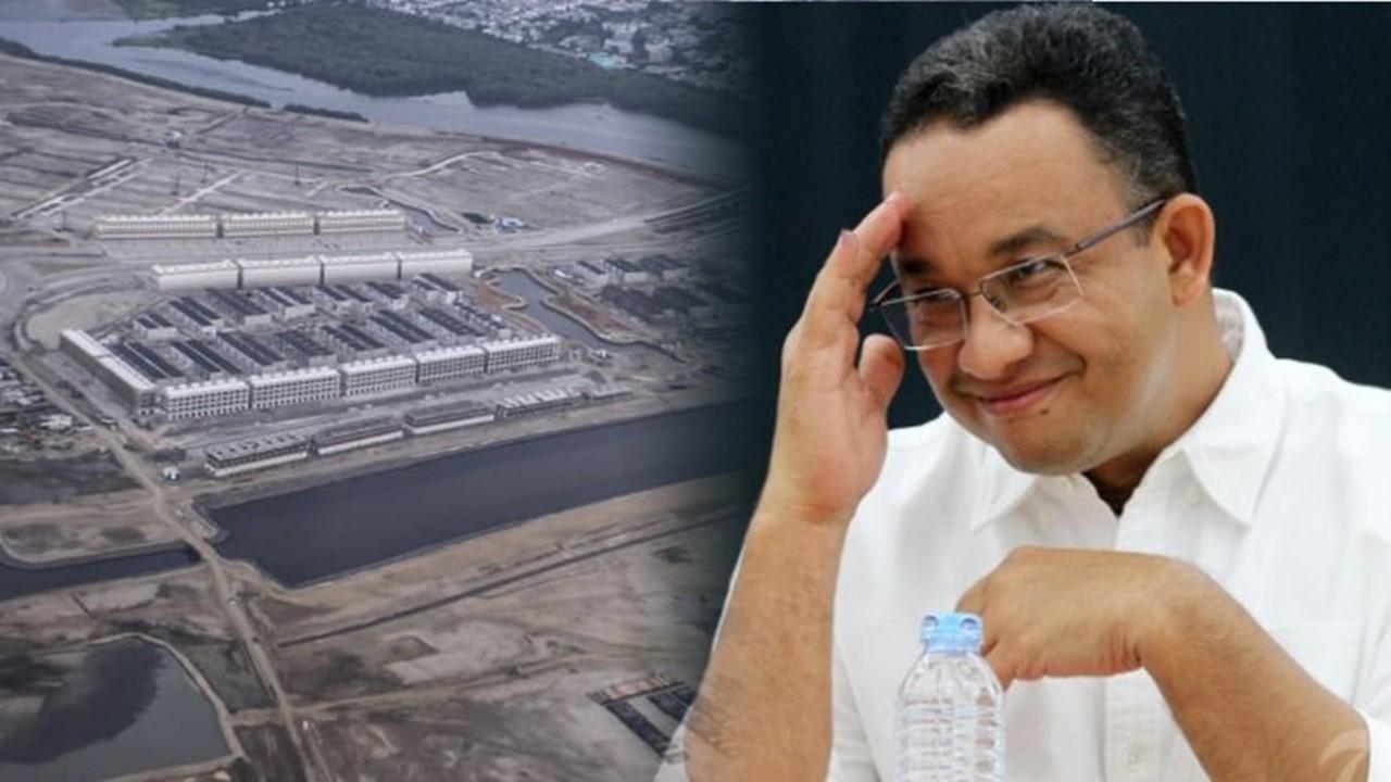 Pembangunan Pulau Reklamasi Sejalan dengan Visi Presiden Jokowi