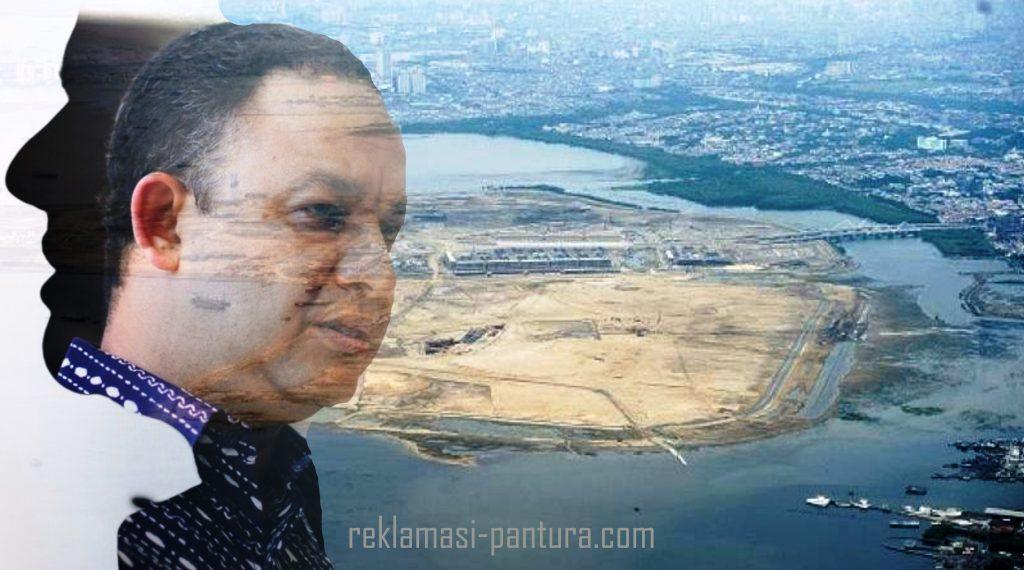 PK Anies Ditolak, MA Minta Izin Reklamasi Pulau G Diperpanjang