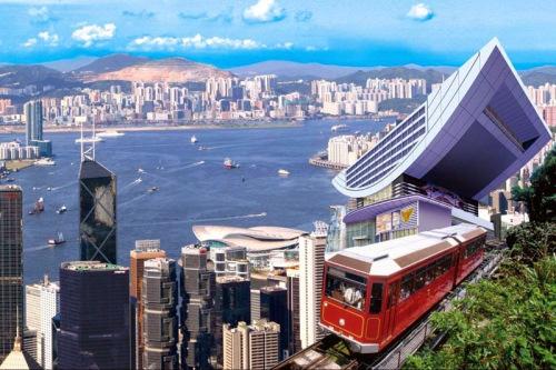 Reklamasi dan Pertumbuhan Ekonomi Hong Kong