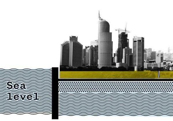 Jakarta Terancam Jadi Kota Paling Cepat Tenggelam di Dunia
