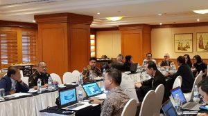 Pertemuan pre-departure di Hotel Aryaduta Jakarta, 1 Agustus 2018.