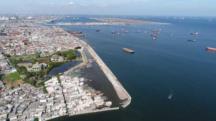 Bappenas Bentuk Tim Pakar Kaji Proyek Tanggul Laut dan Reklamasi Teluk Jakarta