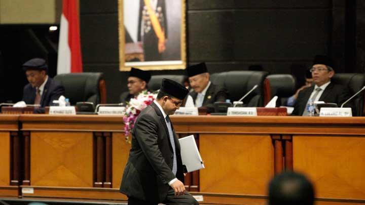 DPRD DKI Desak Anies Baswedan Beri Kepastian Hukum 4 Pulau Reklamasi