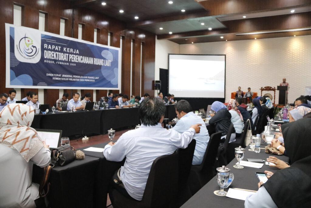 KKP Dorong Percepatan Penetapan Rencana Zonasi Laut