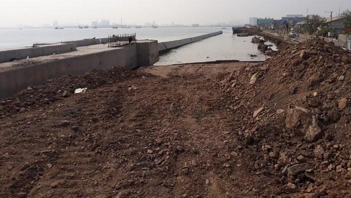 Tanggul Laut Bisa Cegah Banjir Jakarta
