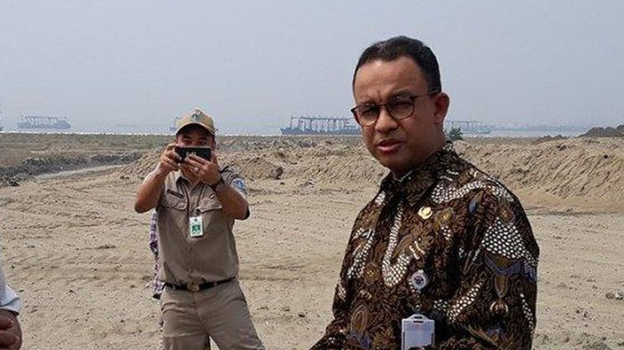 Terbitkan Pergub Pulau Reklamasi, Anies Harus Adil