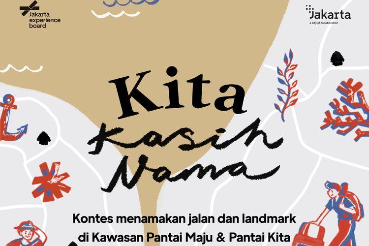 Gelar Sayembara, Pemprov DKI Gelar Ingin Libatkan Masyarakat Dalam Penamaan Jalan di Kawasan Reklamasi Jakarta Utara