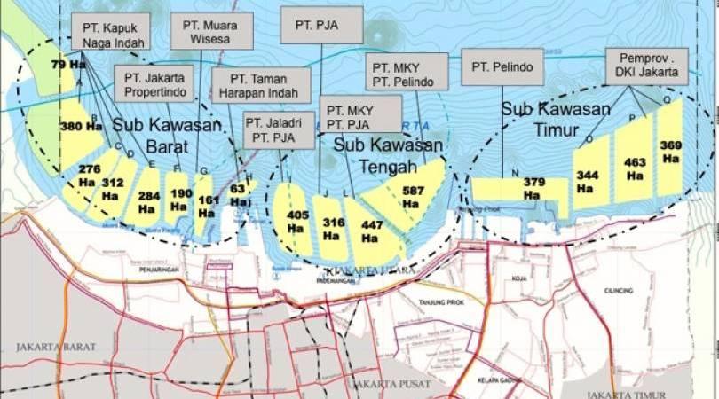 Reklamasi Lanjut, KKP Selaraskan Rencana Zonasi Ruang Laut dalam Penyusunan Perpres