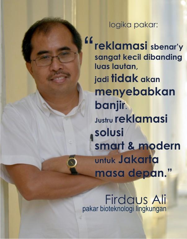 Reklamasi Solusi Smart dan Modern untuk Jakarta Masa Depan