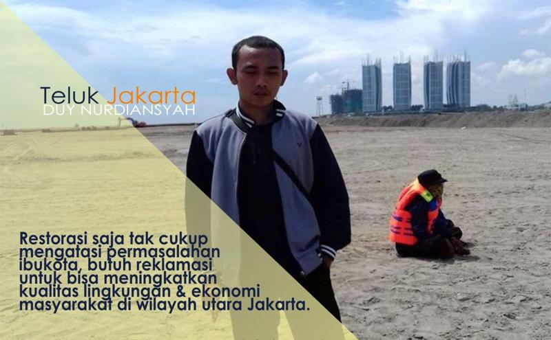 Teluk Jakarta: Reklamasi atau Restorasi?