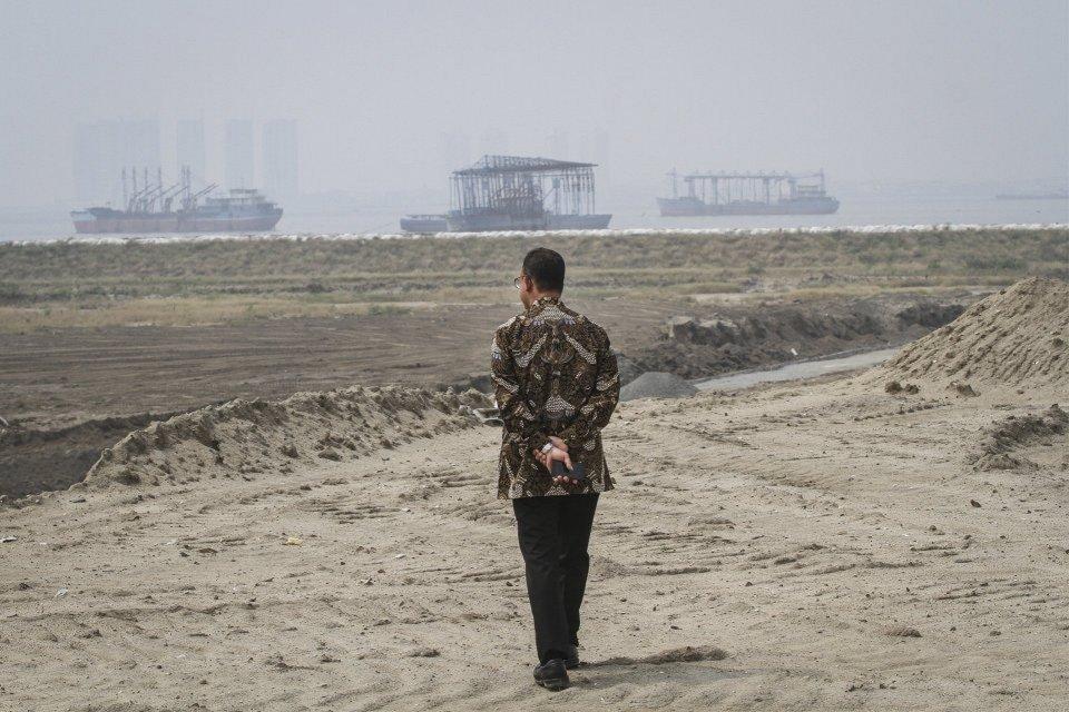 Rekam Jejak Reklamasi Teluk Jakarta di Tiga Tahun Kepemimpinan Anies